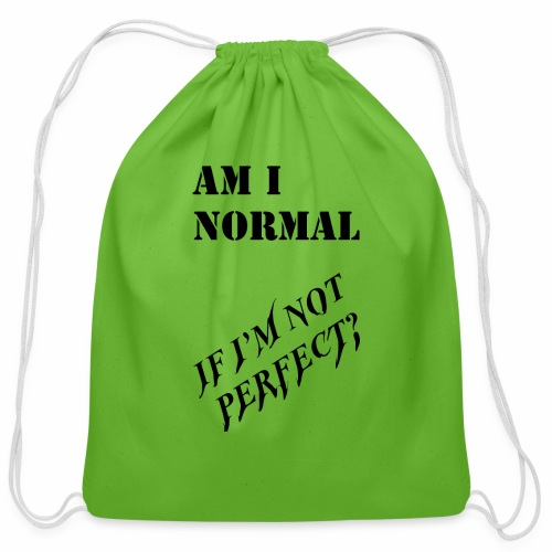 Misfit - Cotton Drawstring Bag