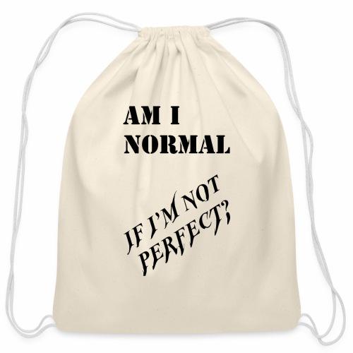 Misfit - Cotton Drawstring Bag
