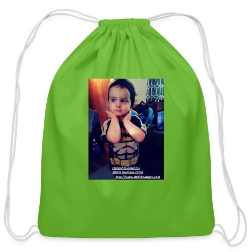 DDDs Boutique Merch - Cotton Drawstring Bag