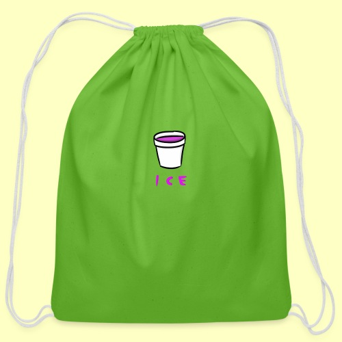 ICE - Cotton Drawstring Bag