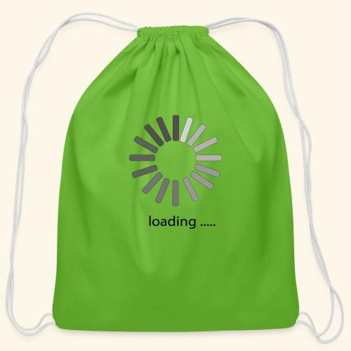 poster 1 loading - Cotton Drawstring Bag