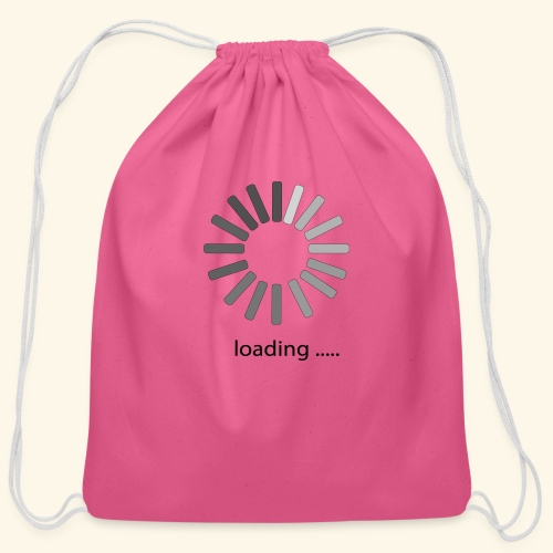 poster 1 loading - Cotton Drawstring Bag