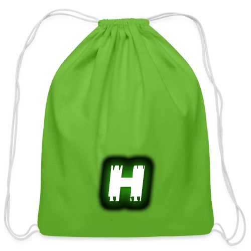 Hive Hunterz 'H' - Cotton Drawstring Bag