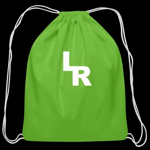 LR trademark - Cotton Drawstring Bag