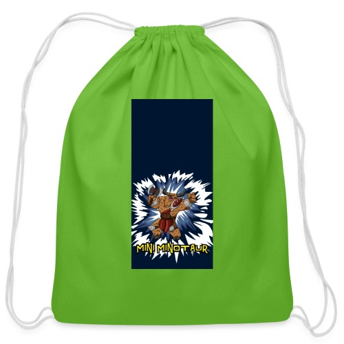 minotaur5 - Cotton Drawstring Bag