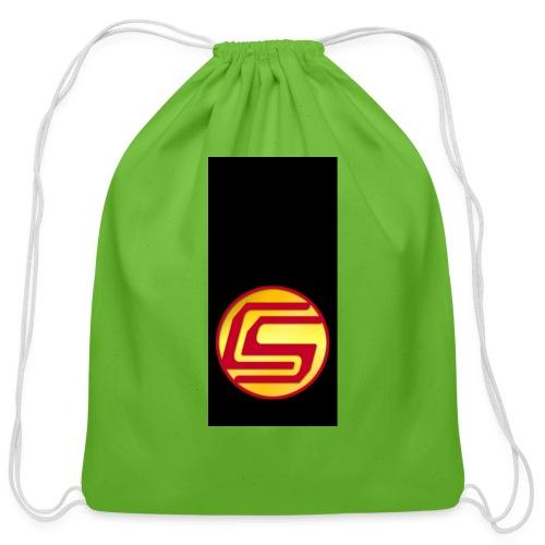 siphone5 - Cotton Drawstring Bag