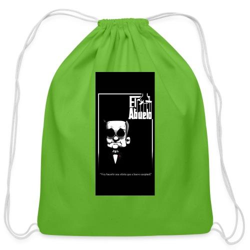 case5iphone5 - Cotton Drawstring Bag