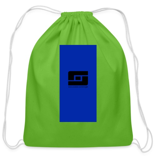 blacks i5 - Cotton Drawstring Bag