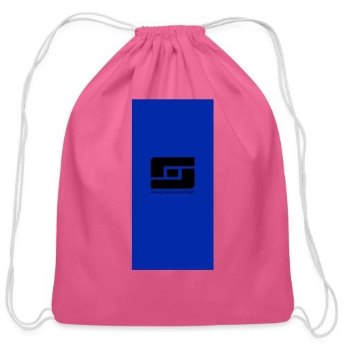 blacks i5 - Cotton Drawstring Bag