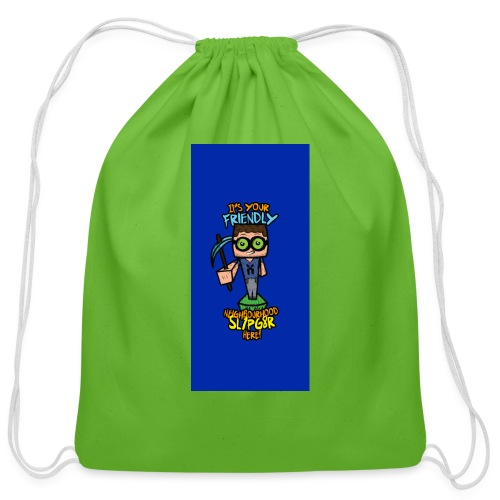 friendly i5 - Cotton Drawstring Bag