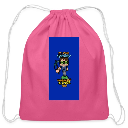 friendly i5 - Cotton Drawstring Bag