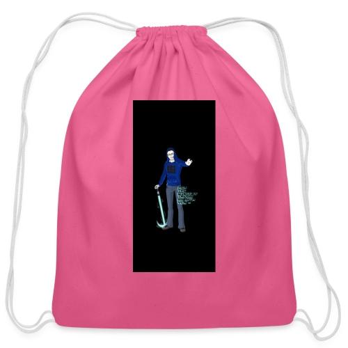 stuff i5 - Cotton Drawstring Bag