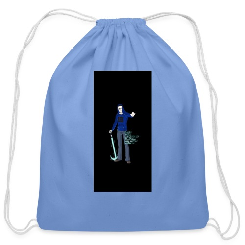 stuff i5 - Cotton Drawstring Bag