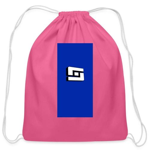 whites i5 - Cotton Drawstring Bag