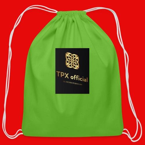 E242E723 143C 4F21 ACC0 2F6DCD22AB99 - Cotton Drawstring Bag