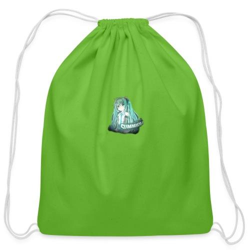 Summrrz Logo Transparent - Cotton Drawstring Bag