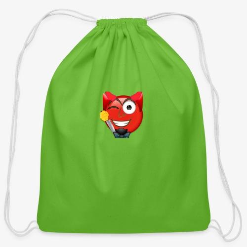 CaRtOoNzZ2men - Cotton Drawstring Bag
