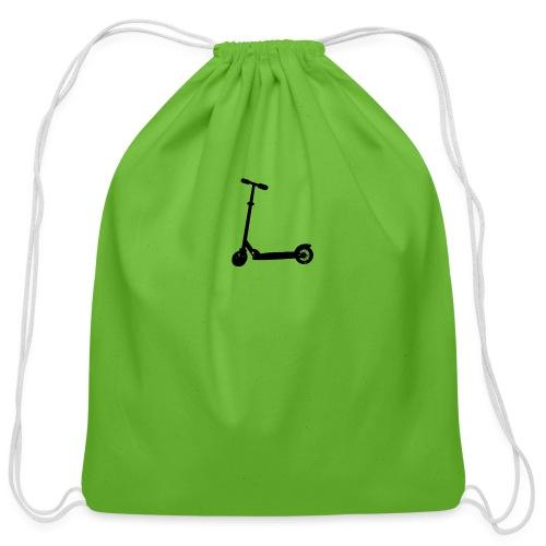 booter - Cotton Drawstring Bag