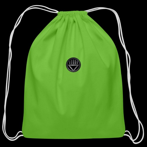 Knight654 Logo - Cotton Drawstring Bag