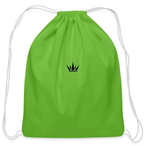 DUKE's CROWN - Cotton Drawstring Bag