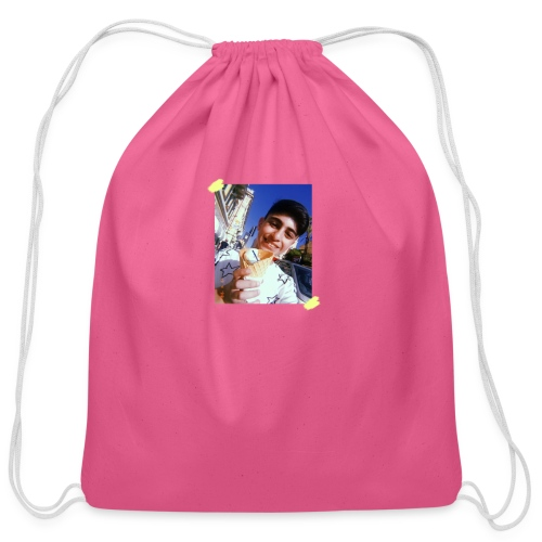 WITH PIC - Cotton Drawstring Bag