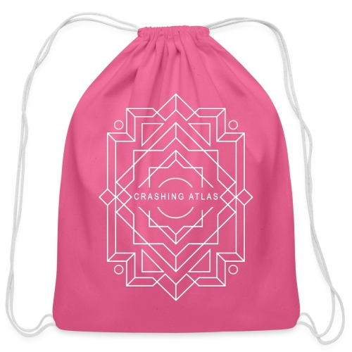 Shield - Cotton Drawstring Bag