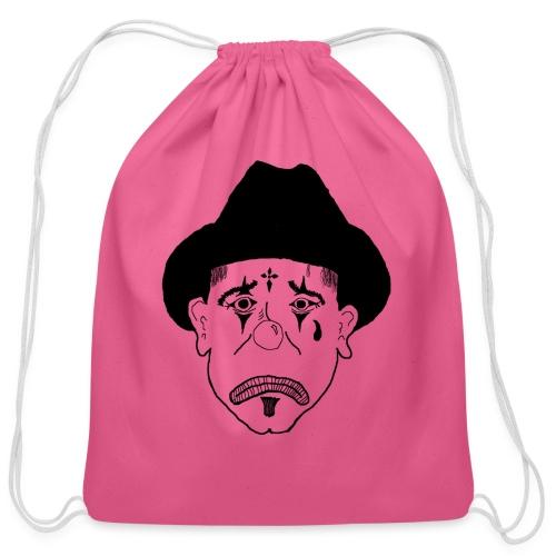 Clowns - Cotton Drawstring Bag