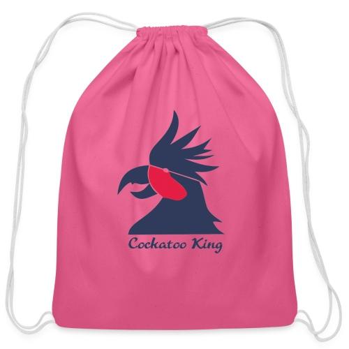 Cockatoo Logo - Cotton Drawstring Bag