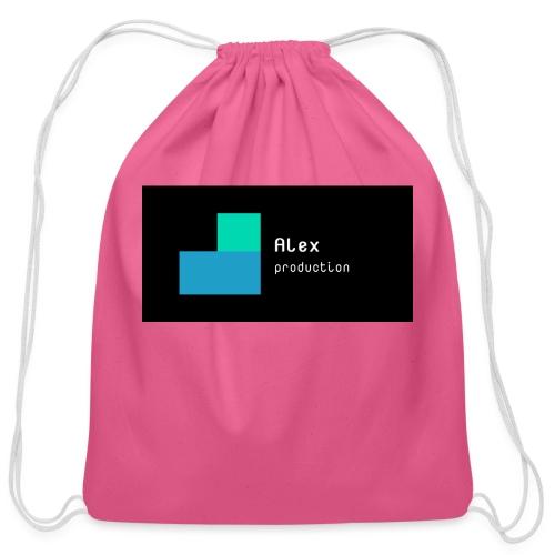 Alex production - Cotton Drawstring Bag
