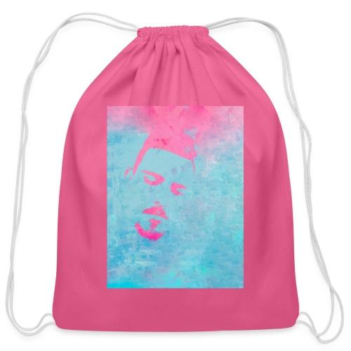 Manic - Cotton Drawstring Bag
