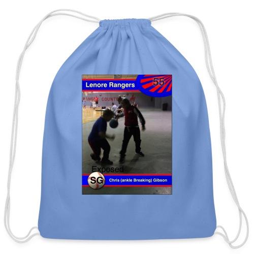 Basketball merch - Cotton Drawstring Bag