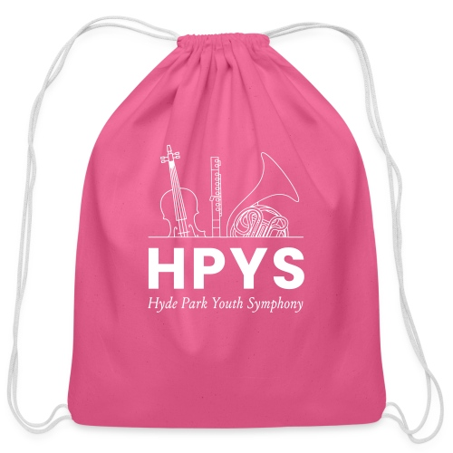 HPYS - Cotton Drawstring Bag