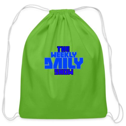 TWDS - Cotton Drawstring Bag