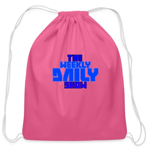 TWDS - Cotton Drawstring Bag