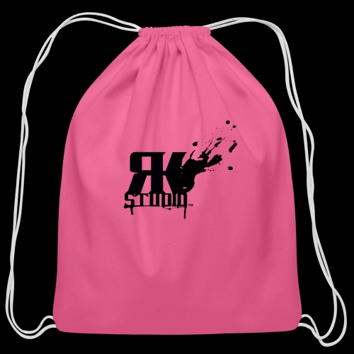 RKStudio Black Version - Cotton Drawstring Bag