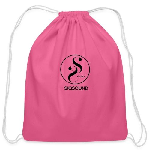 Siqsound Market - Cotton Drawstring Bag