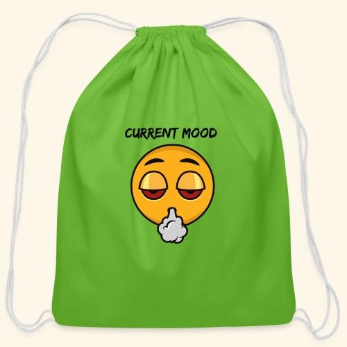 CURRENT MOOD - Cotton Drawstring Bag