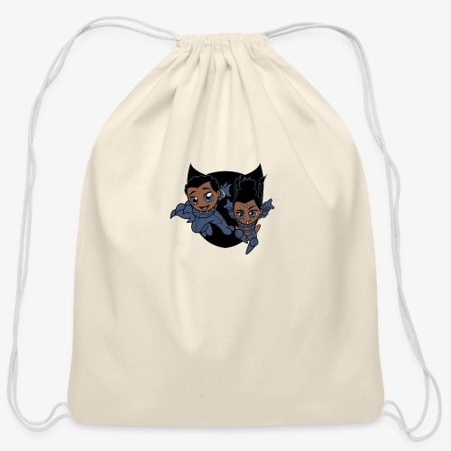 ReckLess Youngster Superhero - Cotton Drawstring Bag