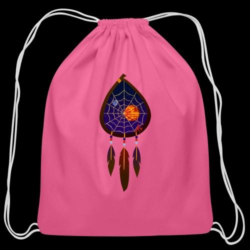 Dreamcatcher Space Inspiring 2 - Cotton Drawstring Bag