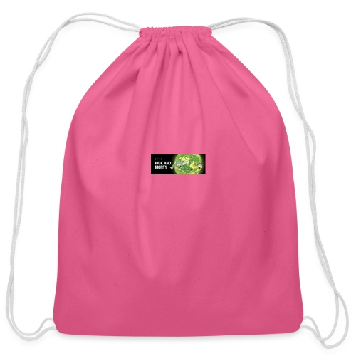 flippy - Cotton Drawstring Bag