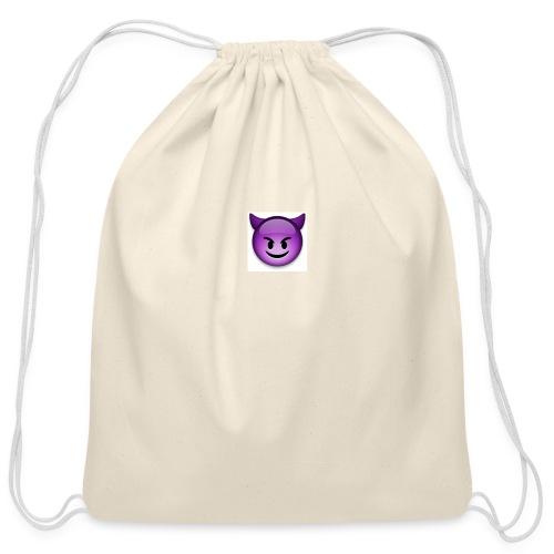 Logo - Cotton Drawstring Bag