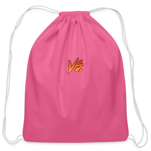 VS LBV merch - Cotton Drawstring Bag