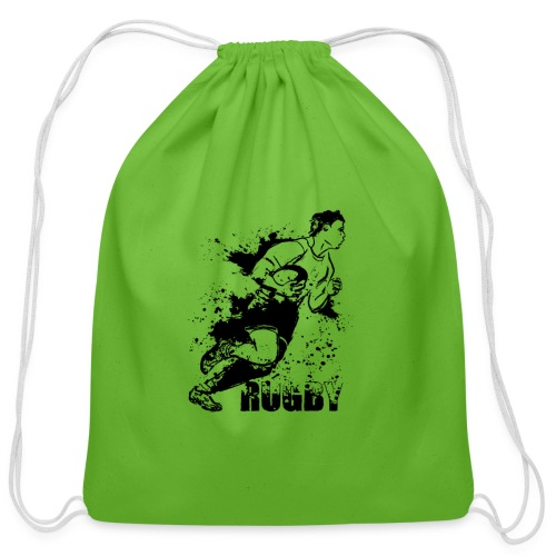 Just Rugby - Cotton Drawstring Bag
