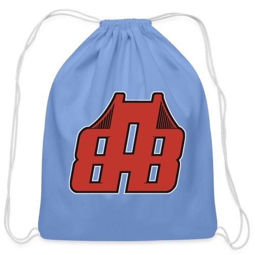 Bay Area Buggs Official Logo - Cotton Drawstring Bag