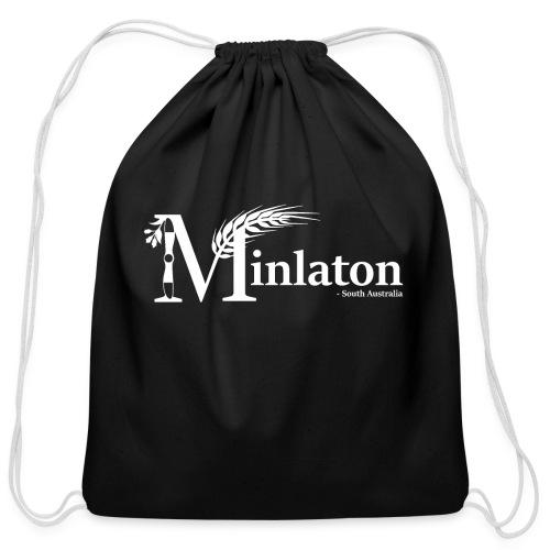 Minlaton South Australia - Cotton Drawstring Bag