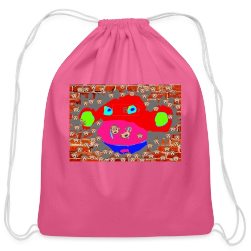 monkey by brax - Cotton Drawstring Bag
