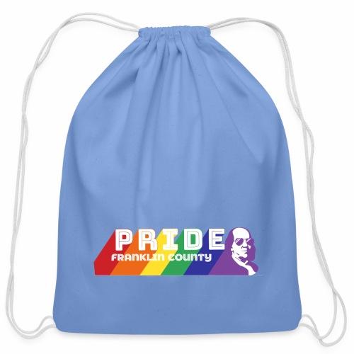 Pride Logo2 - Cotton Drawstring Bag