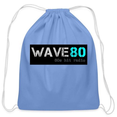 Main Logo - Cotton Drawstring Bag