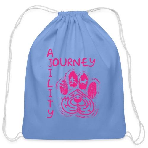 Journey Agility - Cotton Drawstring Bag