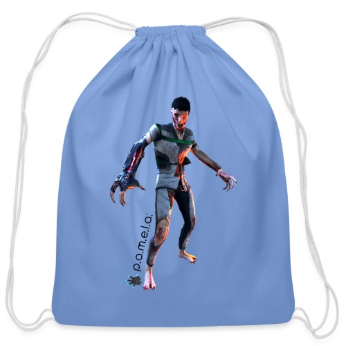 P.A.M.E.L.A. Reaper - Cotton Drawstring Bag